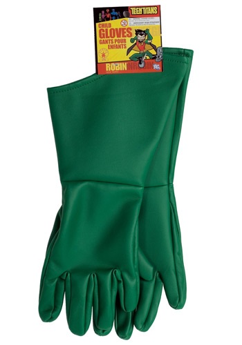 Kids Robin Gloves By: Rubies Costume Co. Inc for the 2015 Costume season.