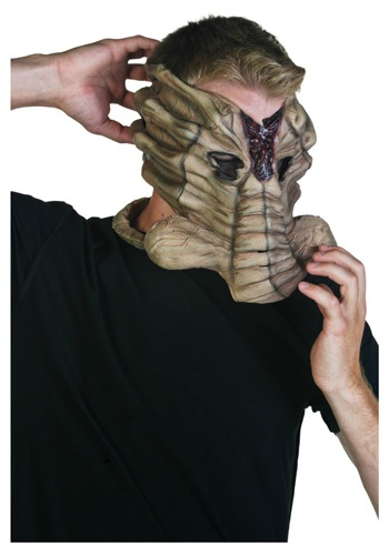 Click Here to buy Alien Face Hugger Mask from HalloweenCostumes, CDN Funds