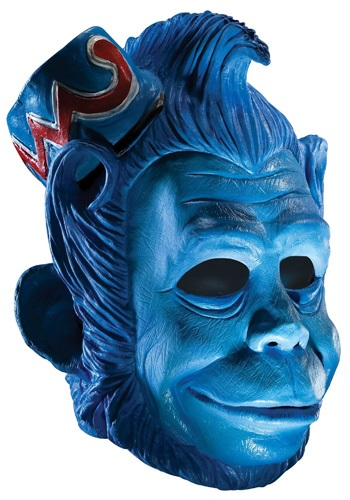 Click Here to buy Latex Flying Monkey Mask from HalloweenCostumes, CDN Funds