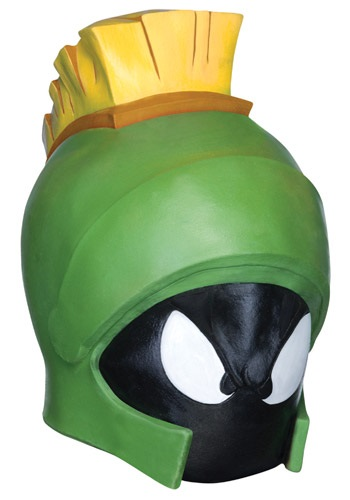 Click Here to buy Marvin the Martian Mask from HalloweenCostumes, USA Funds & Shipping