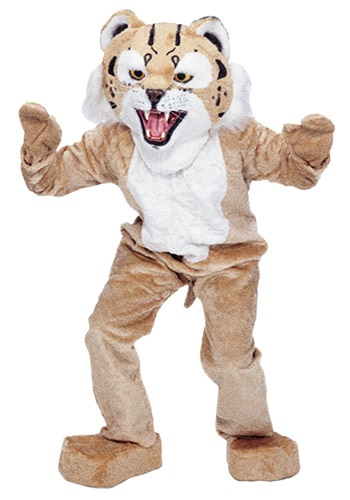 Click Here to buy Wildcat Mascot Costume from HalloweenCostumes, CDN Funds