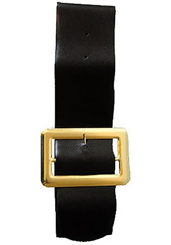 Black Pirate Belt