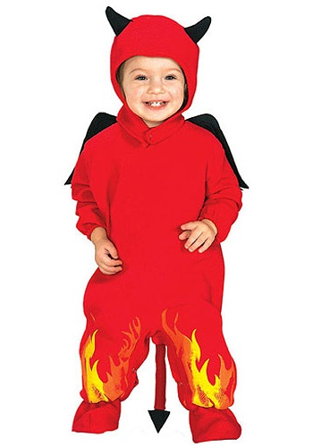 Lil Devil Baby Costume By: Rubies Costume Co. Inc for the 2015 Costume season.
