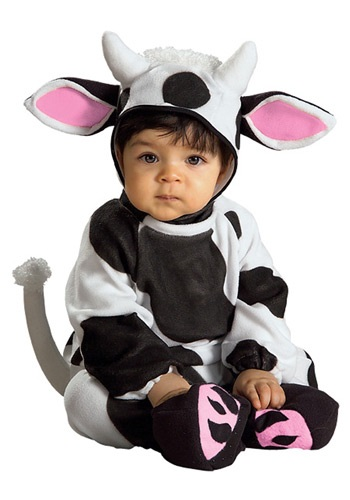 Infant Cow Costume-7429