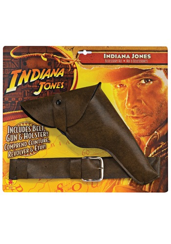 Indiana Jones Plastic Toy Accessory Kit