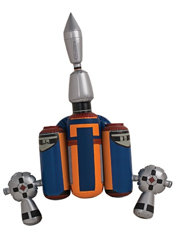 Jango Fett Jet Pack By: Rubies Costume Co. Inc for the 2015 Costume season.