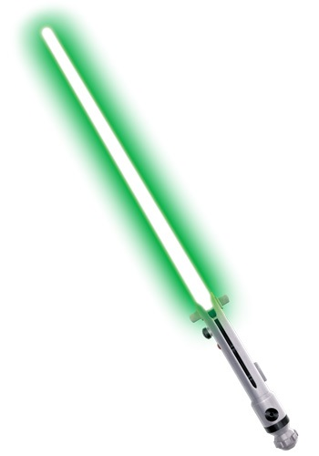 Ahsoka Lightsaber Accessory By: Rubies Costume Co. Inc for the 2015 Costume season.