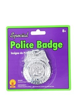 Police Officer Badge 1
