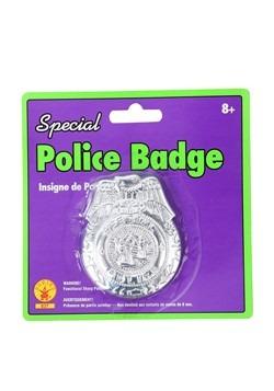 Police Officer Badge 1