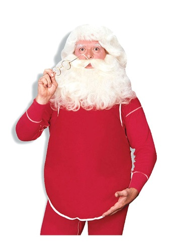 Click Here to buy Santa Belly from HalloweenCostumes, USA Funds & Shipping