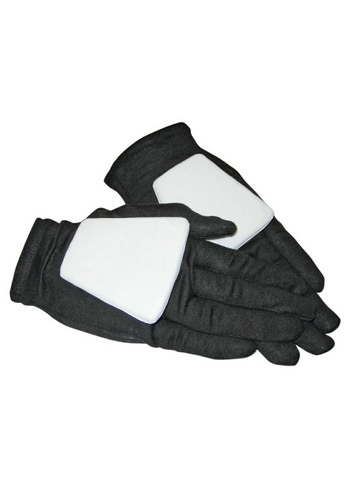 Adult Clone Trooper Gloves By: Rubies Costume Co. Inc for the 2015 Costume season.