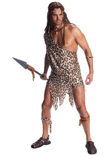 Tarzan Adult Costume - Tarzan & Jane Costumes, Halloween Costumes