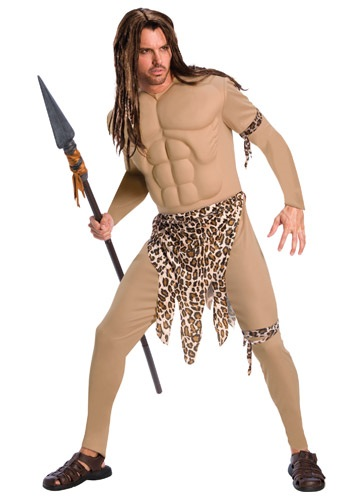 Click Here to buy Mens Tarzan Costume from HalloweenCostumes, USA Funds & Shipping