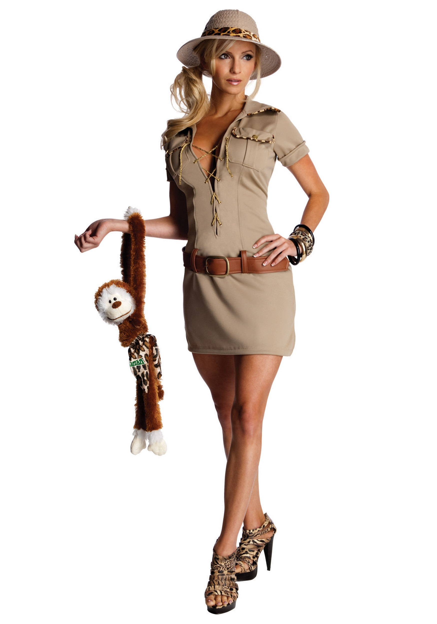 Jane the Hunter Costume  sc 1 st  Halloween Costumes & Wilderness Costumes - Wilderness Hunter Costumes