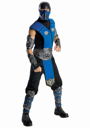 Click Here to buy Mortal Kombat Sub-Zero Costume from HalloweenCostumes, CDN Funds