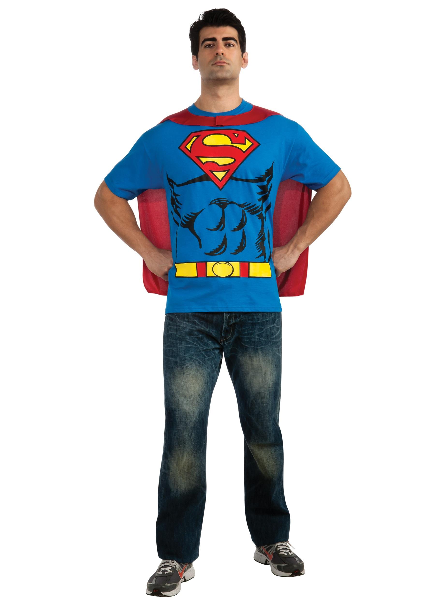 2e11ca84 Adult Superman Costumes - HalloweenCostumes.com