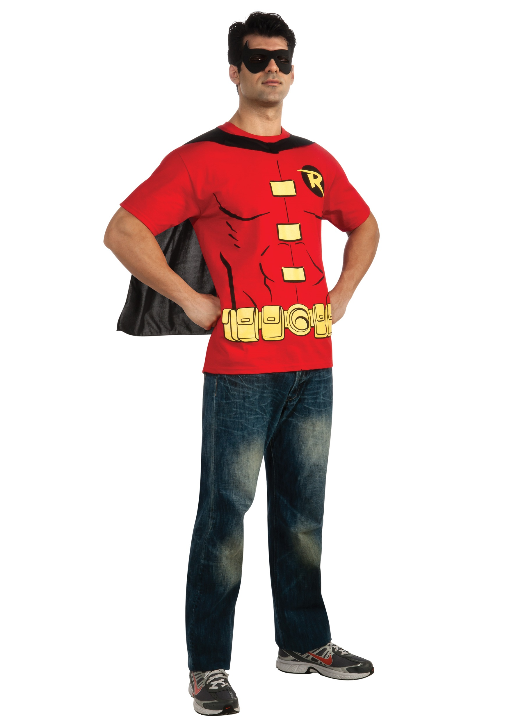 Robin t shirt costume for Costume t shirts online