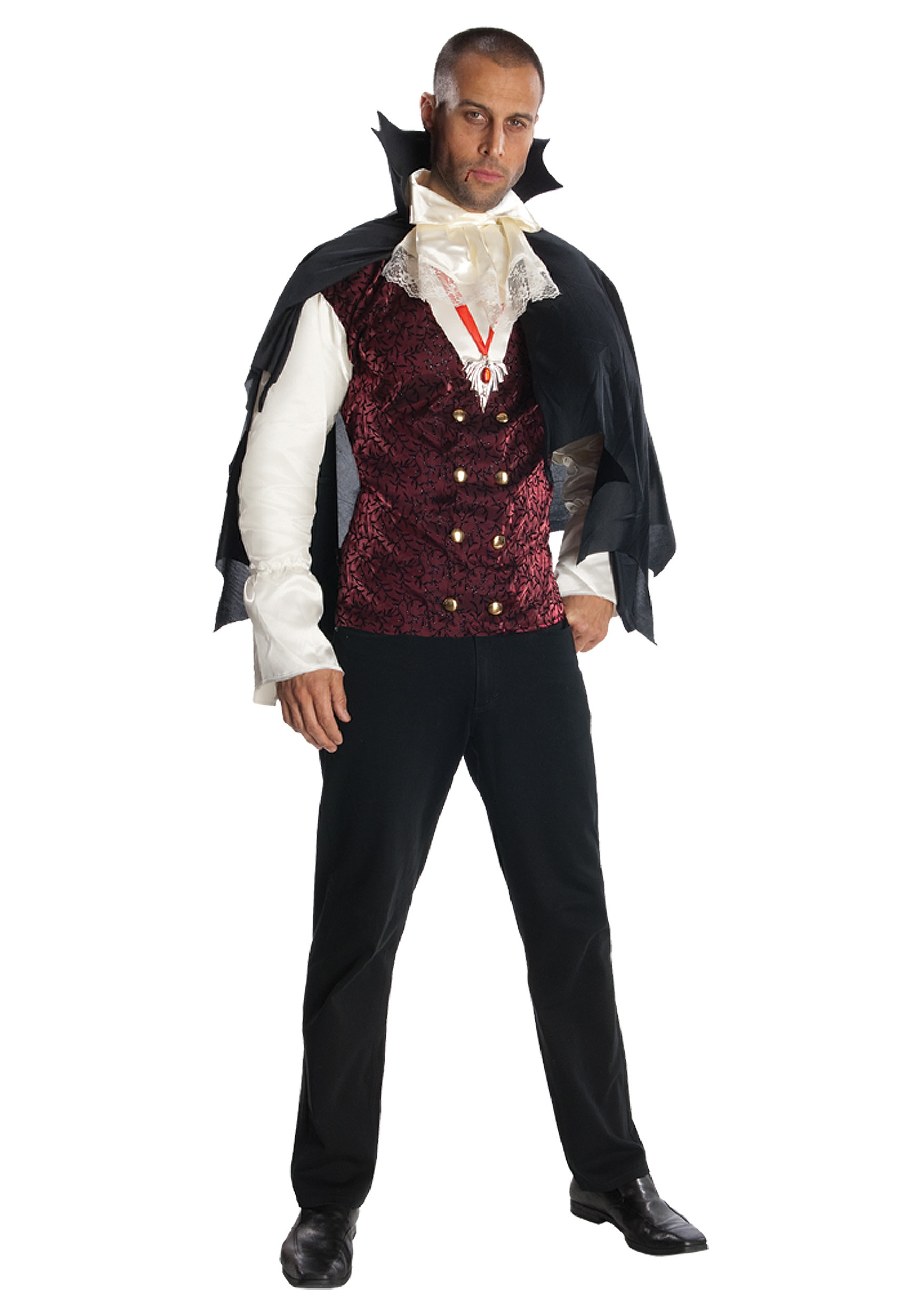 Vampire Count Costume - Vampire Costumes
