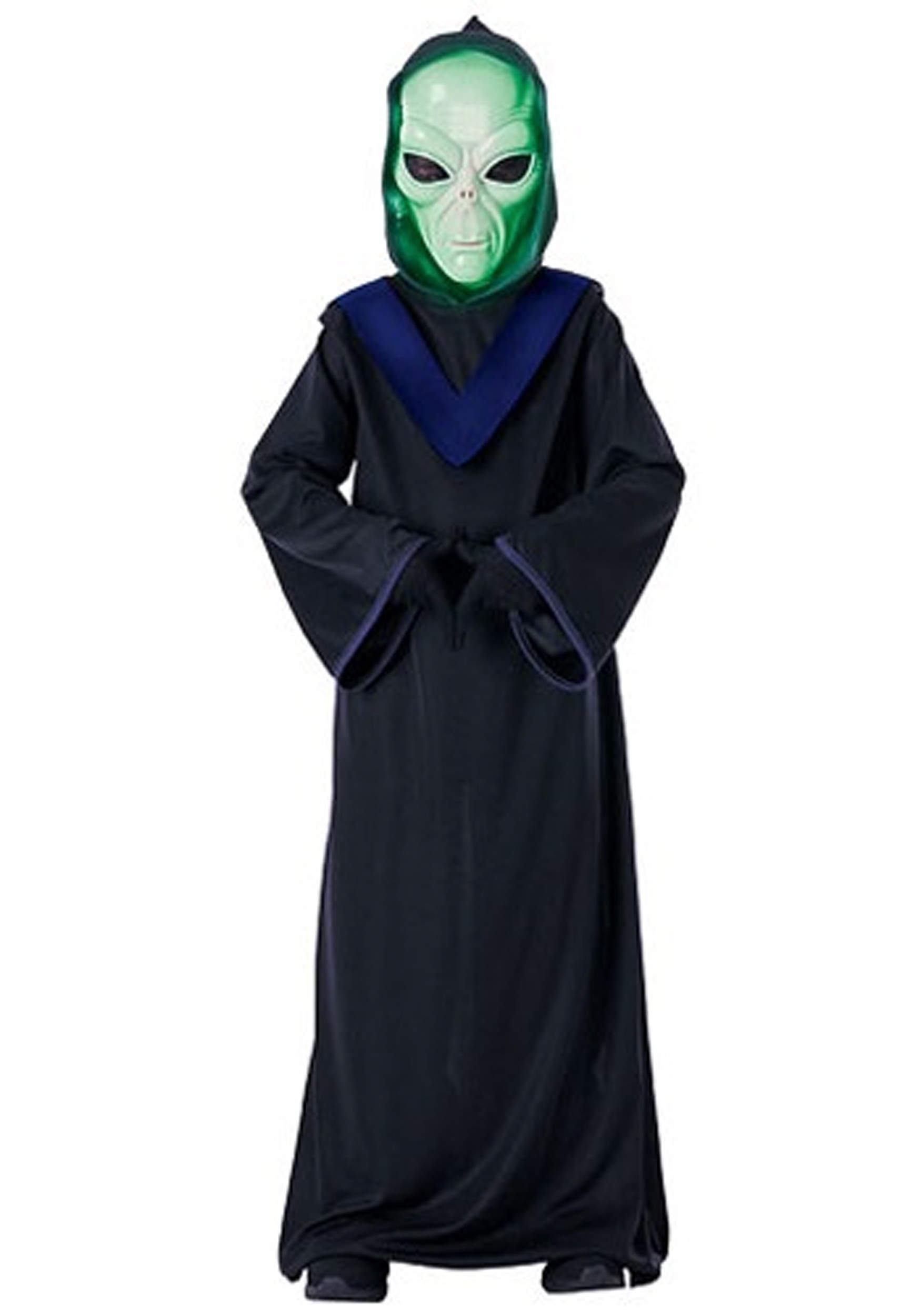 Kids Alien Costume  sc 1 st  Halloween Costumes & Space Alien Costumes for Adults u0026 Kids - HalloweenCostumes.com