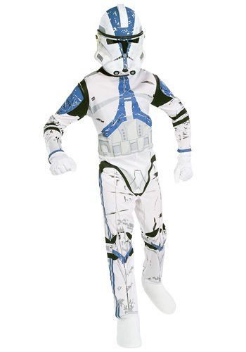 Kids Clone Trooper Costume By: Rubies Costume Co. Inc for the 2015 Costume season.