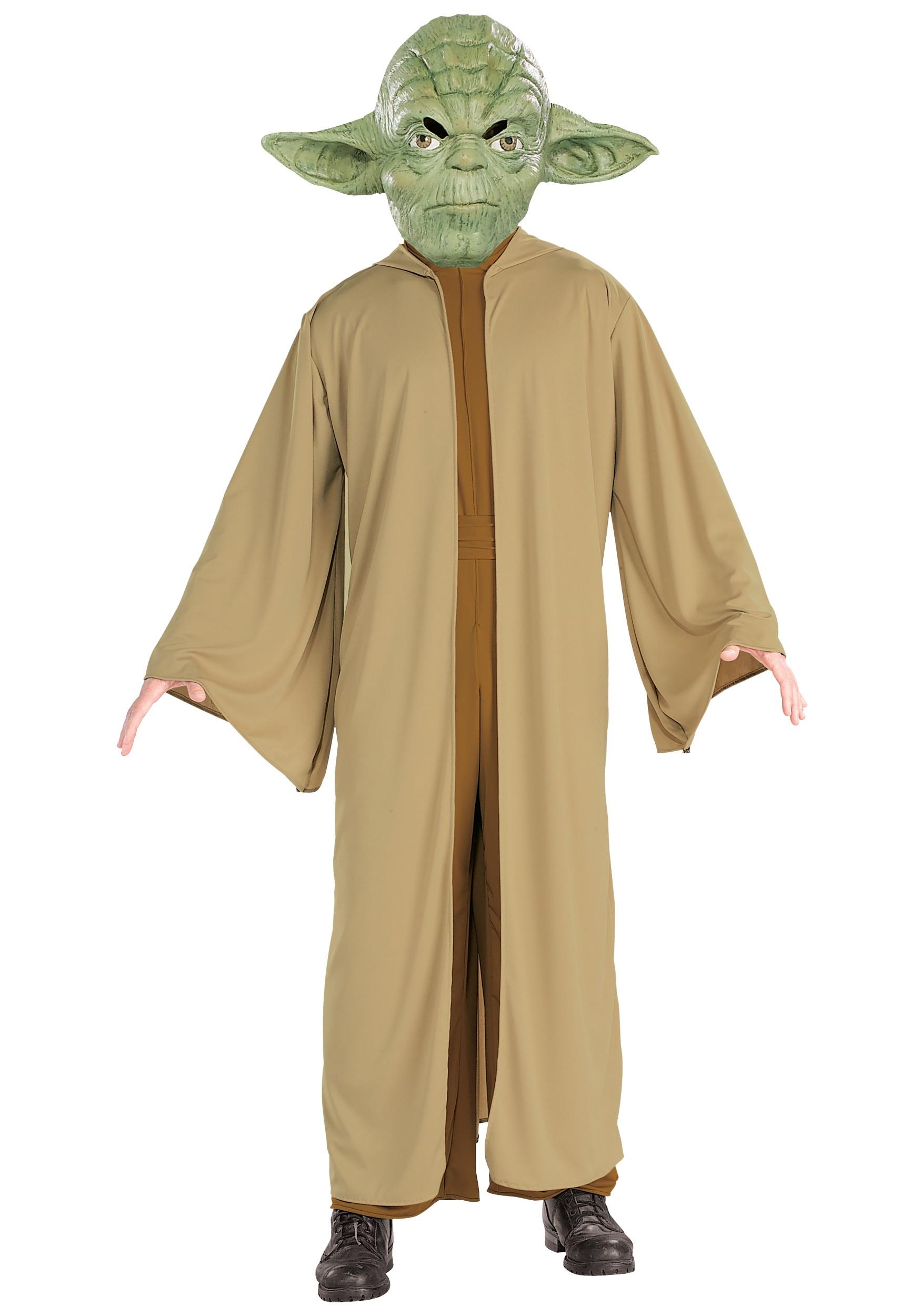 Star Wars Jedi Knight Costumes - HalloweenCostumes.com