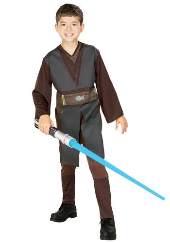 Anakin Skywalker Child Costume - Boys Anakin Skywalker Costumes By: Rubies Costume Co. Inc for the 2015 Costume season.