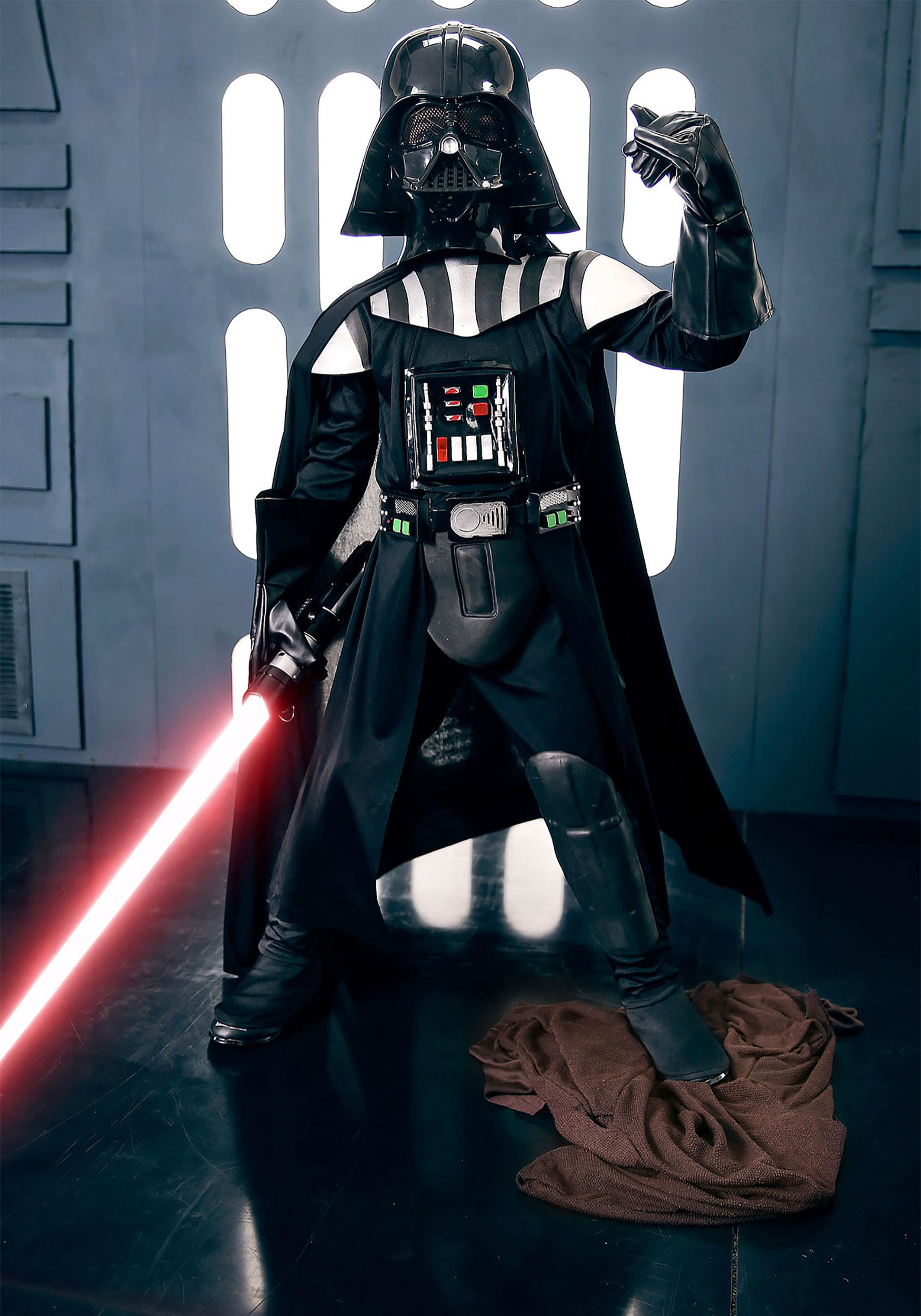 Kids Halloween Costumes Boys Child Deluxe Darth Vader