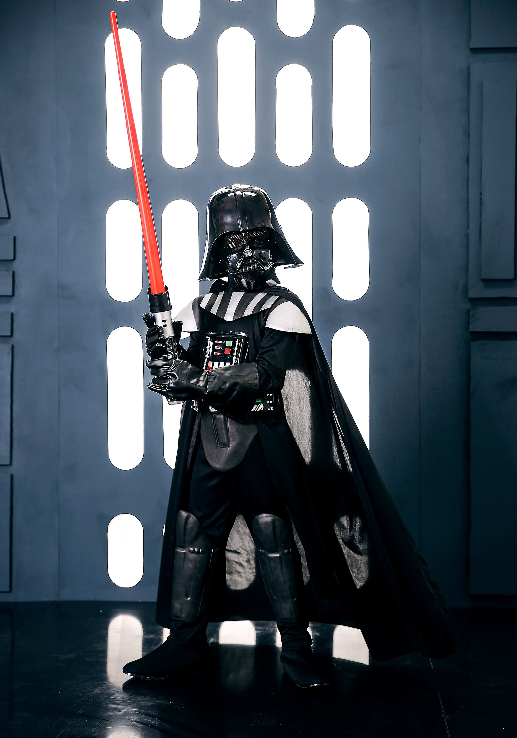 Child Deluxe Darth Vader Costume Boys Darth Vader Costumes