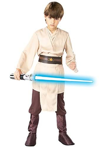 Child Deluxe Qui Gon Jinn Costume