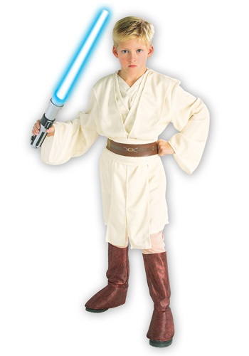Kids Deluxe Obi Wan Kenobi By: Rubies Costume Co. Inc for the 2015 Costume season.