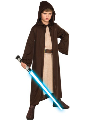 Kids Jedi Robe - Child Star Wars Jedi Robe By: Rubies Costume Co. Inc for the 2015 Costume season.