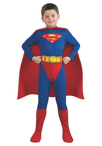 Click Here to buy Kids Superman Costume from HalloweenCostumes, CDN Funds