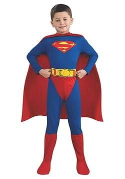 Superman Costume for Kids update