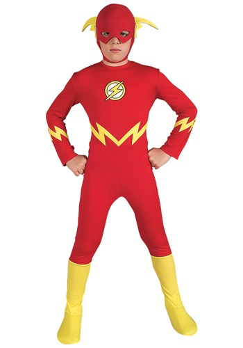 Boys The Flash Costume By: Rubies Costume Co. Inc for the 2015 Costume season.