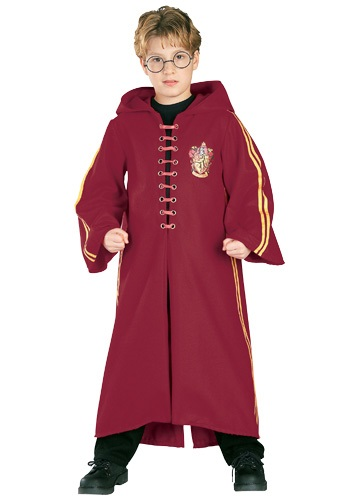 Quidditch Harry Potter Deluxe Costume By: Rubies Costume Co. Inc for the 2015 Costume season.