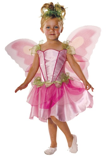Child Springtime Fairy Costume   Pink Fairy Toddler Costumes By: Rubies Costume Co. Inc for the 2015 Costume season.