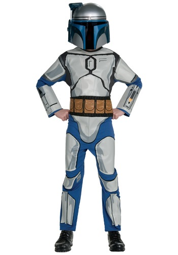 Click Here to buy Jango Fett Kids Costume from HalloweenCostumes, USA Funds & Shipping