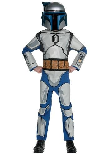 Kid's Jango Fett Costume