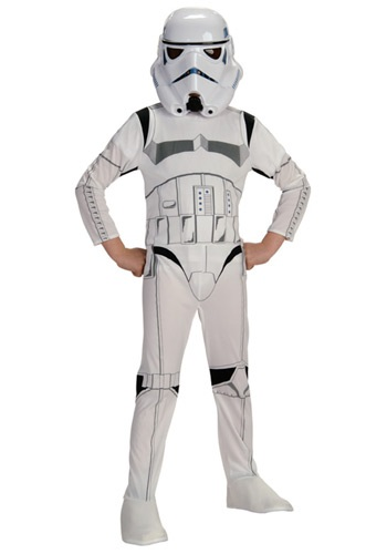 Child Stormtrooper Costume By: Rubies Costume Co. Inc for the 2015 Costume season.