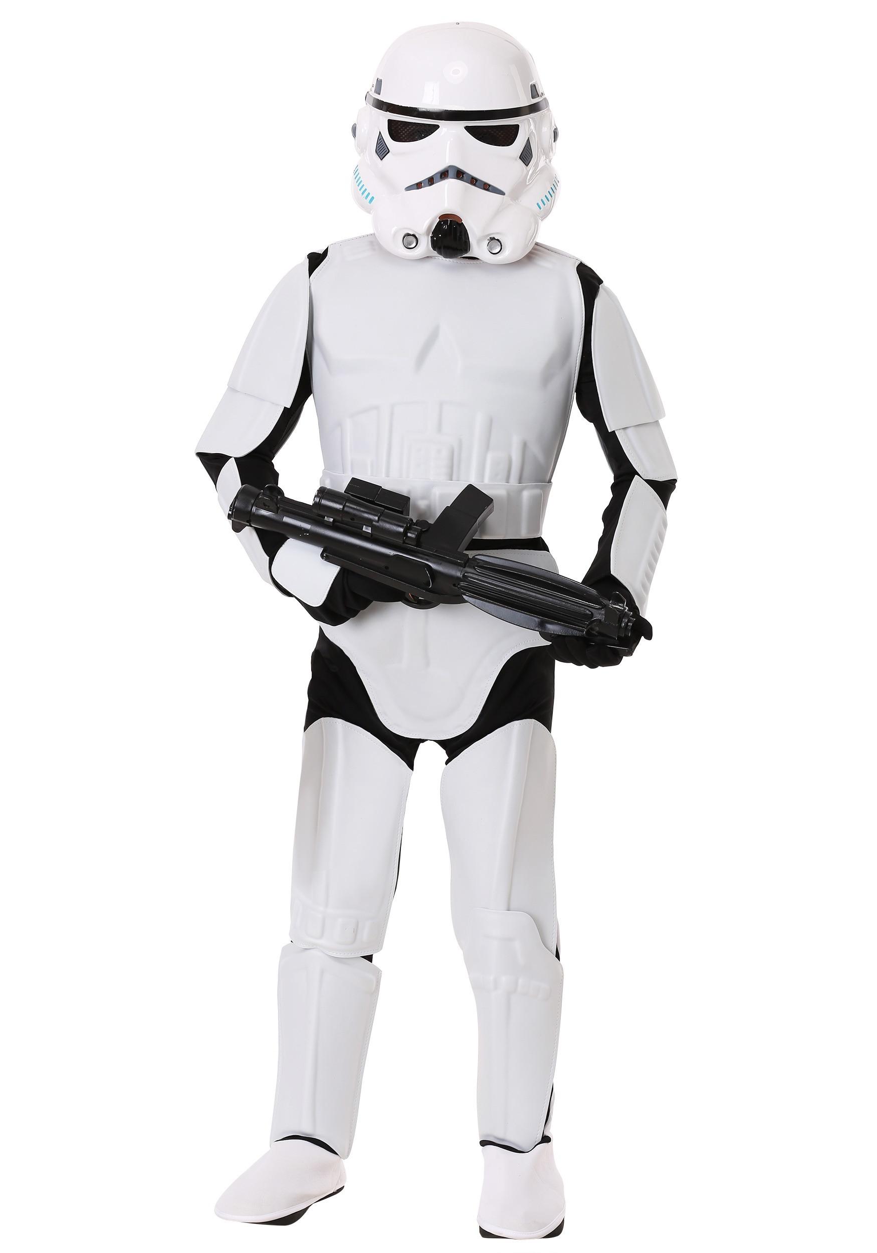 Kids Stormtrooper Costumes - Stormtrooper Costume Child