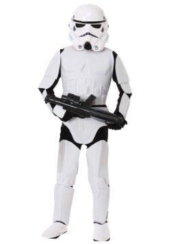 Child Deluxe Stormtrooper Costume1