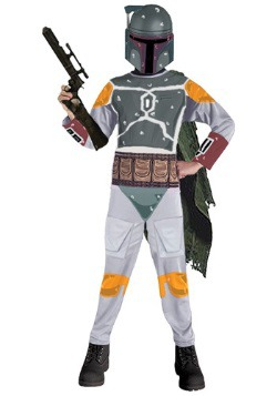 Kids Boba Fett Costume