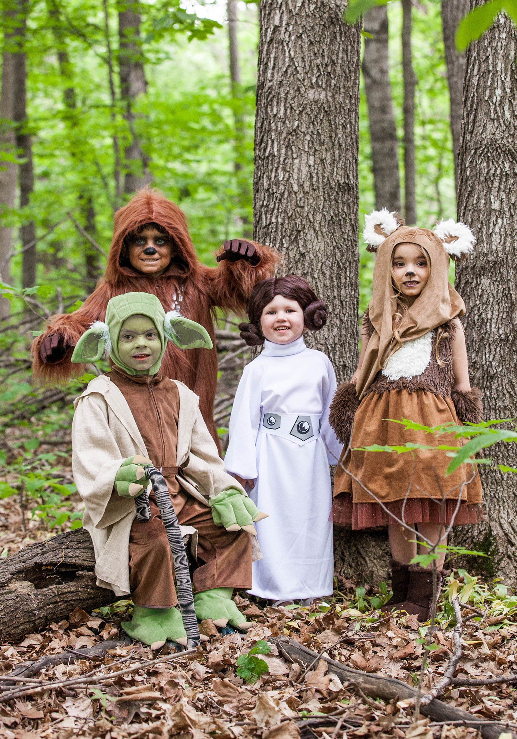 Kids Princess Leia Costume Jabba The Hutt And Princess Leia Costume