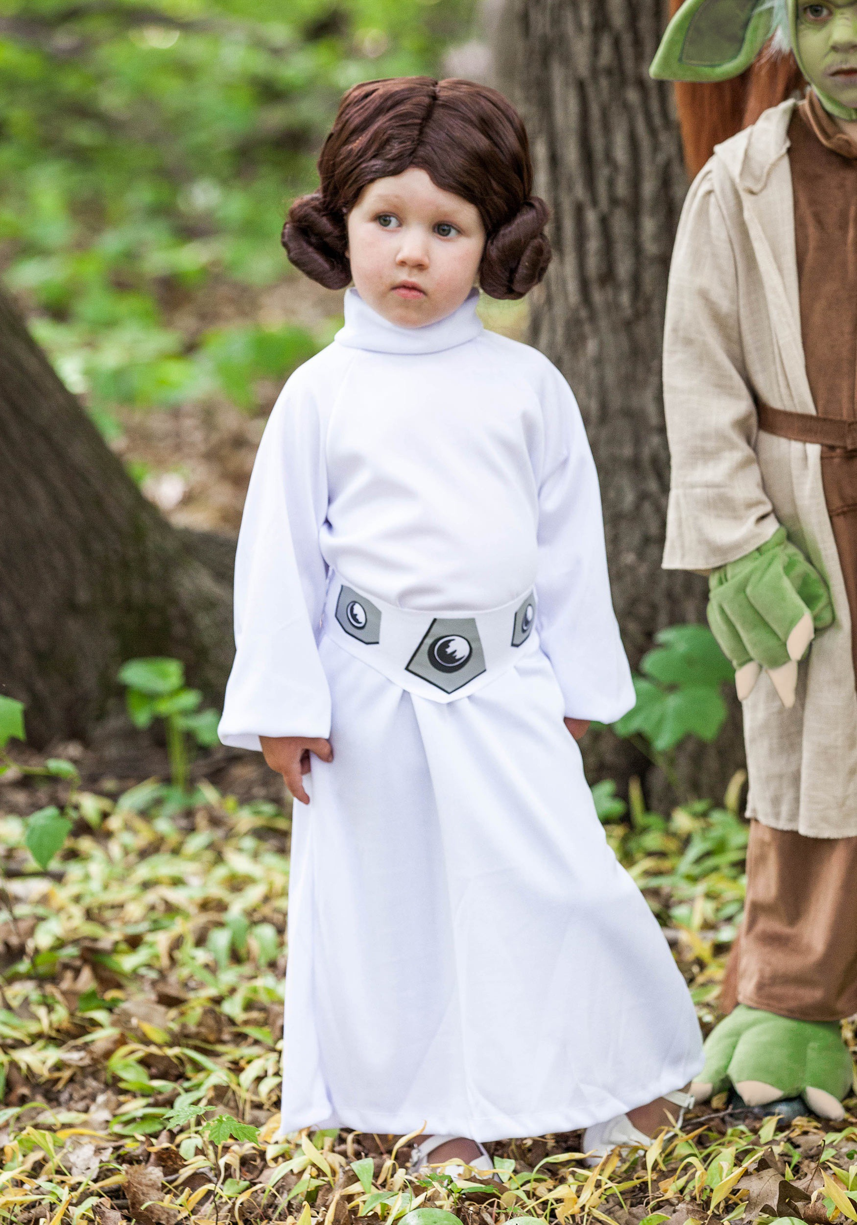 Child Princess Leia Costume Child Princess Leia Costume ...  sc 1 st  Halloween Costumes : luke and leia baby costumes  - Germanpascual.Com