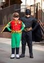 Deluxe Dark Knight Batman Kids Costume alt 1