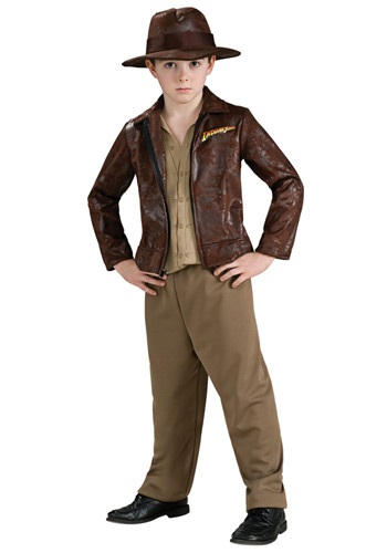 Deluxe Child Indiana Jones Costume By: Rubies Costume Co. Inc for the 2015 Costume season.