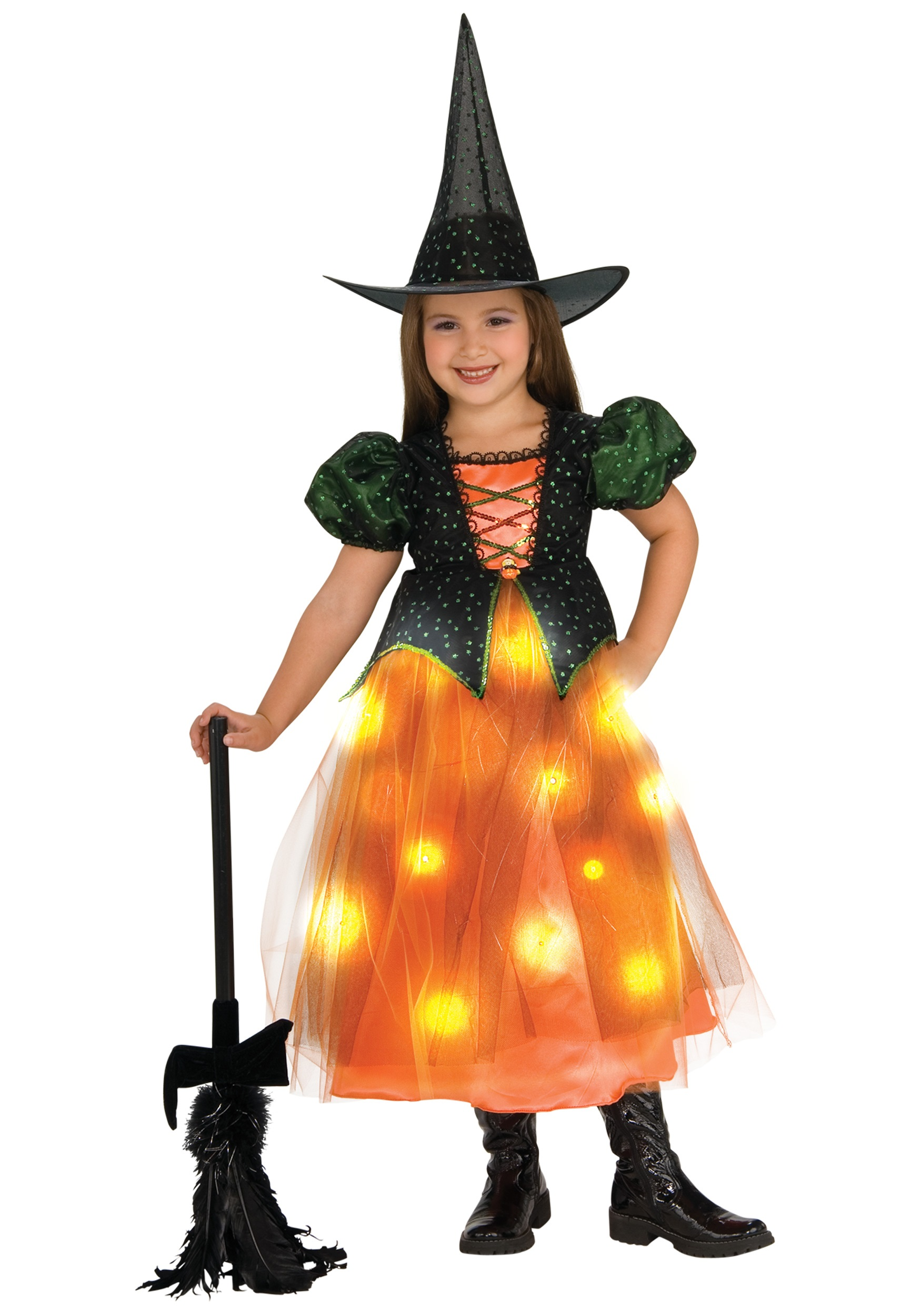 1be4a9088ba Twinkle Witch Costume