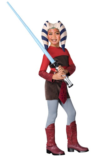 Kids Ahsoka Costume By: Rubies Costume Co. Inc for the 2015 Costume season.