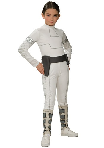 Click Here to buy Kids Padme Costume from HalloweenCostumes, USA Funds & Shipping