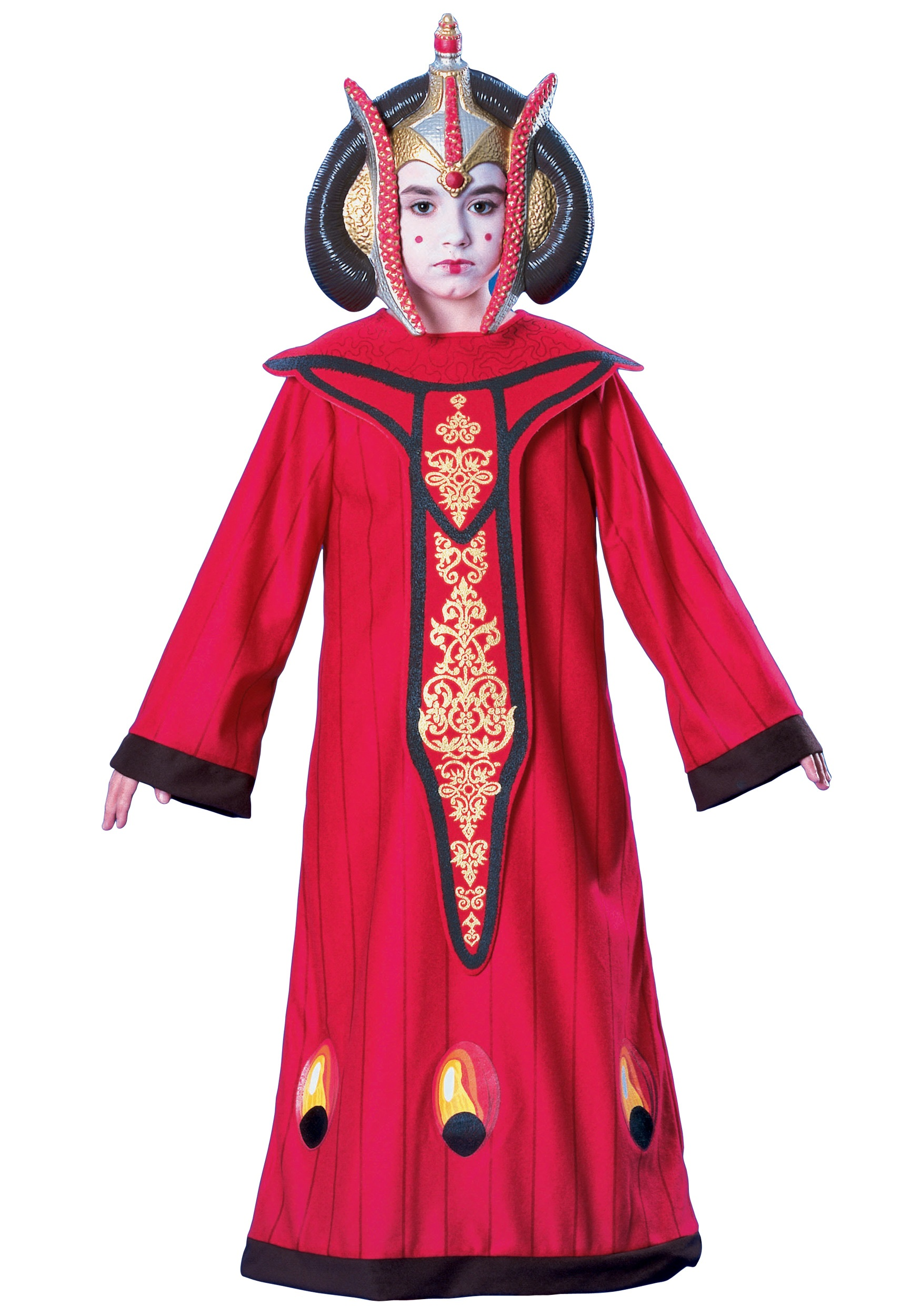 Child queen amidala costume - Princesse amidala star wars ...